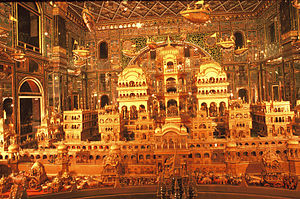 Ajmer Jain temple - Image: Ayodhya Nagri