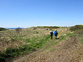 Ayrshire Coastal Path at Royal Troon golf course.jpg