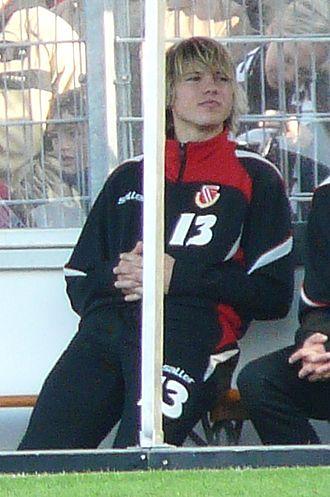 Julian Börner - Julian Börner in 2009