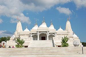 BAPS Shri Swaminarayan Mandir Atlanta in Lilbu...