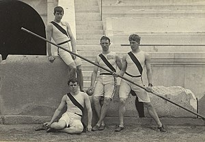 United States at the 1896 Summer Olympics - US athletic team