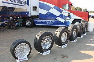 BFGoodrich - Series of BFGoodrich off-road tires