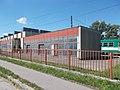 BHÉV MXA, HÉV railway depot, 2018 Ráckeve.jpg