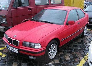 BMW 3 Series Compact car model