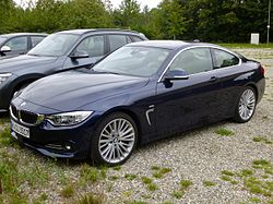 BMW 435i Coupé Luxury Line (seit 2013)