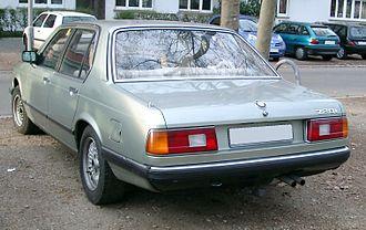 BMW 7 Series (E23) - BMW 728i