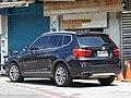 BMW X3 AKQ-2839 on Jing'an Road 20200705.jpg