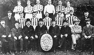 Southern Football League - Bristol Rovers' Southern League championship-winning side from the 1904–05 season