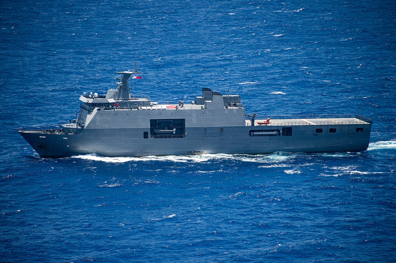 BRP Davao del Sur at RIMPAC 2018 Sea Phase 002.jpg
