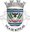 Coat of arms of Boticas