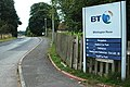 BT regional headquarters in Whittington, Shropshire, England.jpg