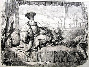King Creon a Narcissis