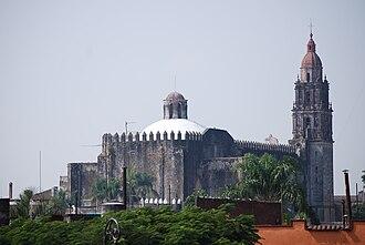 Roman Catholic Diocese of Cuernavaca - Catedral de la Asunción de María
