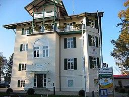 Bad Heilbrunn Rathaus