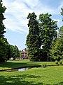 Baden Sightseeing-Tour, Parkanlage Schloß Favorite bei Förch - Rastatt - panoramio (2).jpg
