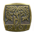 Badge. Riga Institute of Traumatology and Orthopedics. Latvian SSR.png