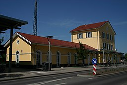 Bahnhof Ingelheim 2012