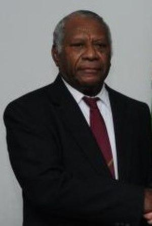 President of Vanuatu - Image: Baldwin Lonsdale 2015