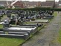 Ballyvester Cemetery, Donaghadee (1) - geograph.org.uk - 739940.jpg