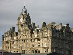 Balmoral Hotel Wikipedia