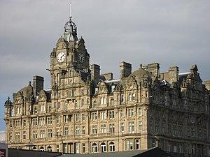 Balmoral Hotel - Image: Balmoral Hotel