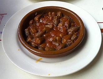 Bamia - Bamia stew