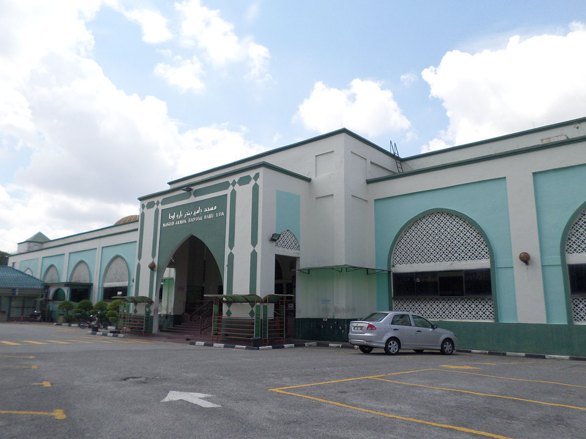 Bandar Baru UDA Jamek Mosque - Wikipedia