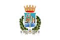 Bandera con Escudo de Pescara.png