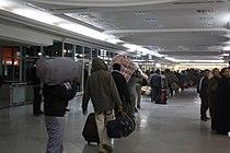 Bangladeshi migrants from Libya at Djerba airport-dfid.jpg