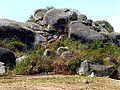 Barabar Caves - Rocky Landscape (9227416910).jpg