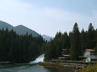 Baranof Warm Springs, Alaska Populated Place in Alaska, United States