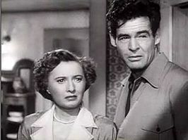 Barbara Stanwyck en Robert Ryan in de trailer van Clash by Night
