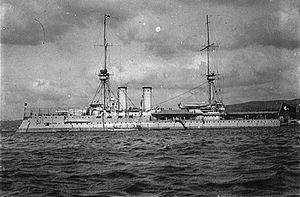 Battle of Lemnos (1913) - Image: Barbaroshayreddin