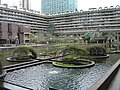 Barbican, the Lake Gardens - geograph.org.uk - 723895.jpg