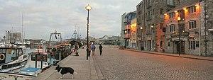 Barbican, Plymouth - Image: Barbican Plymouth
