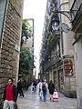Barcelona side street (2925462804).jpg