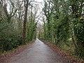 Barrack Road, Parley. - geograph.org.uk - 1078904.jpg