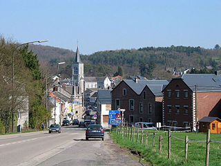 Barvaux-sur-Ourthe section of Durbuy, Belgium
