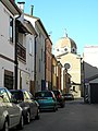 Basilica di Santa Maria Assunta da via Bettolla (Adria) 01.jpg