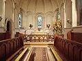 Batsford Church, the Altar - geograph.org.uk - 1591370.jpg