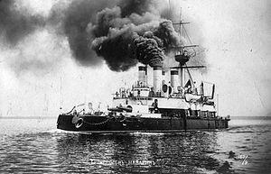 Russian battleship Navarin - Image: Battleship Navarin
