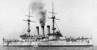 <i>Shikishima</i>-class battleship battleship class