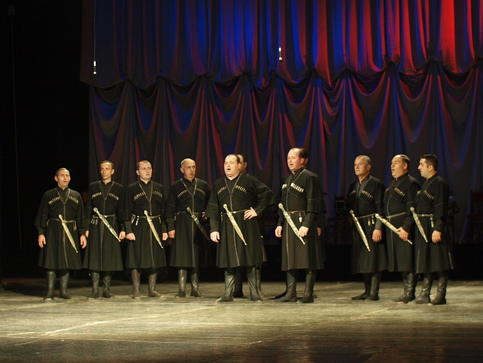 Batumi - Georgian Folk Singers (5024684289)