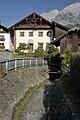 Baumkirchen, Bauernhaus mit Fallbach.JPG