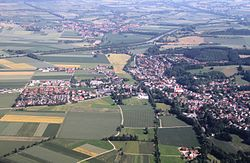 Bayern-Erding-Wartenberg Mittlerer Isarkanal from south IMG 9017.JPG