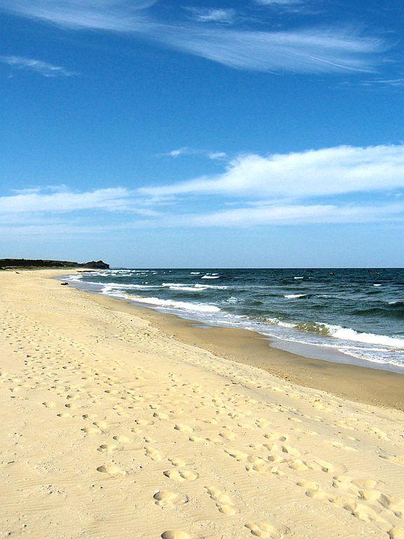File:Beach Near Lake Sijung, North Korea (2925950915).jpg