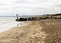 Beach below Car Park, Hengistbury Head - geograph.org.uk - 1444647.jpg