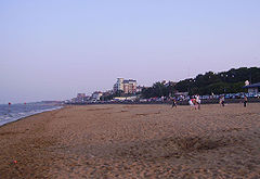 Beach of Cleethorpes 01.JPG