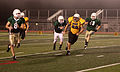 Beast football team destroys Gators, prepares for championship game 121106-M-UP355-001.jpg
