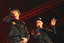 Beastie Boys at Trans Musicales 2004 in Rennes